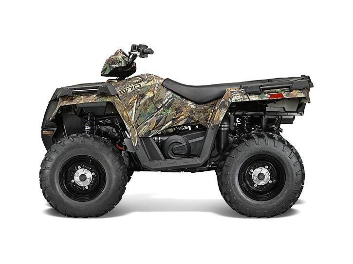 2015 Polaris Sportsman 570 Pursuit Camo, motorcycle listing