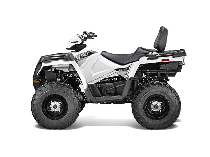 2015 Polaris Sportsman Touring 570 Eps Bright White, motorcycle listing