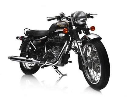 2014 Royal Enfield Bullet G5 Deluxe (EFI), motorcycle listing
