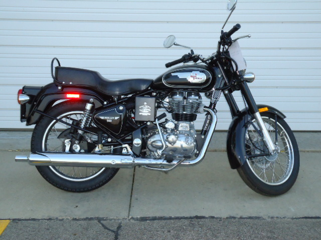 2015 Royal Enfield B5, motorcycle listing