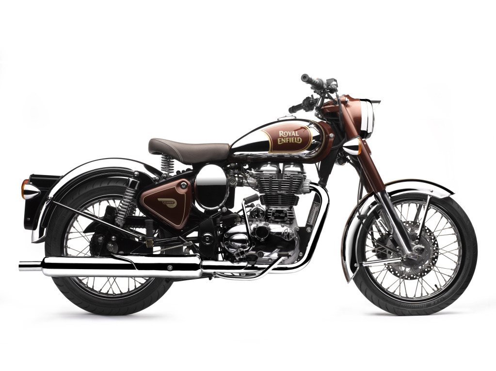2015 Royal Enfield BULLET C5 CHROME, motorcycle listing