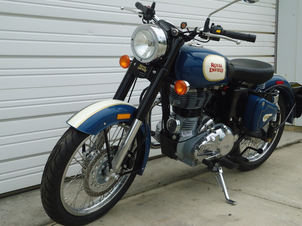 2015 Royal Enfield BULLET CLASSIC C5 (EFI), motorcycle listing