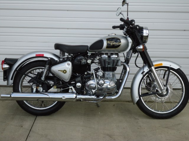2015 Royal Enfield C5, motorcycle listing