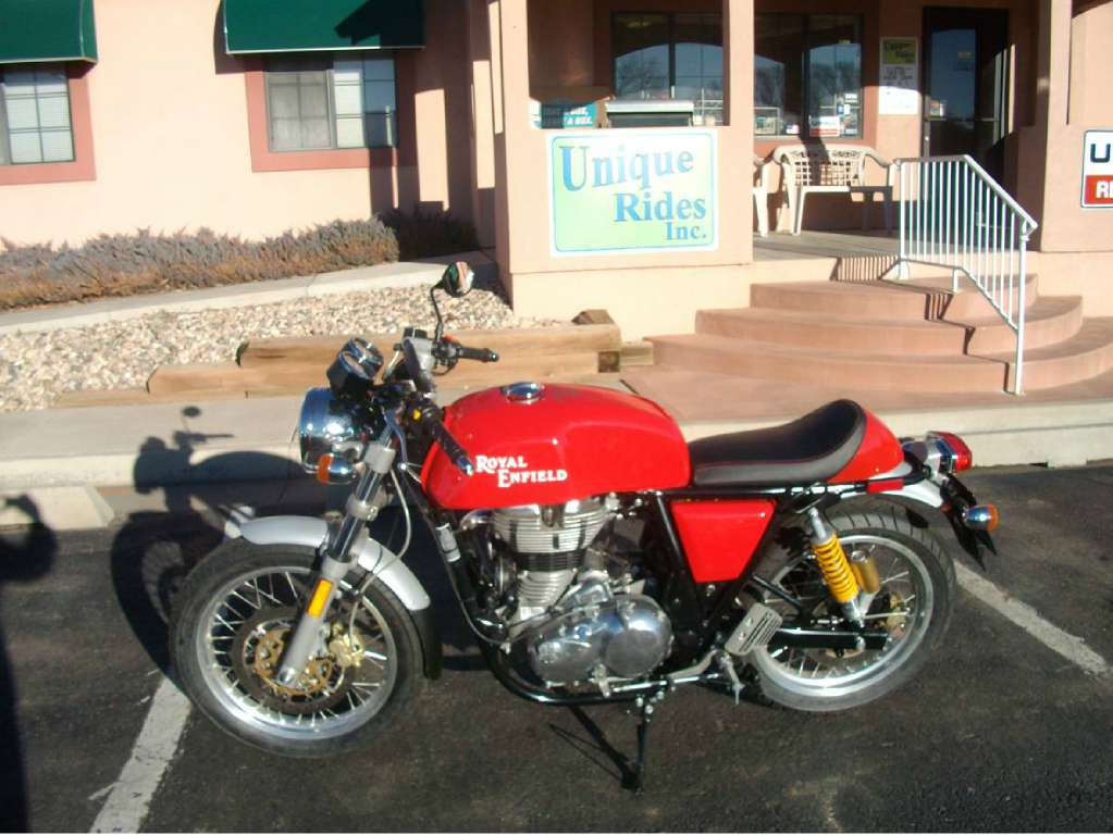 2015 Royal Enfield Continental GT, motorcycle listing
