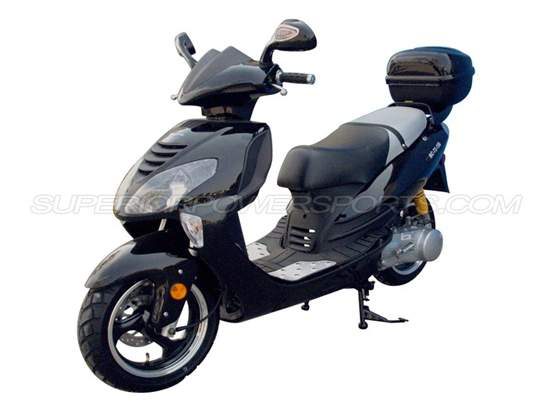 2011 Roketa 150cc Scooter Type 72, motorcycle listing