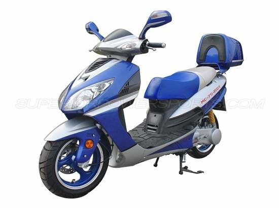 2014 Roketa 150cc Scooter Type 75Y, motorcycle listing