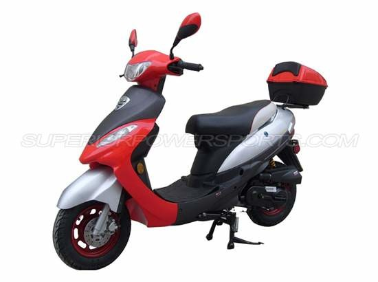 2014 Roketa 50cc Scooter Type 08K, motorcycle listing