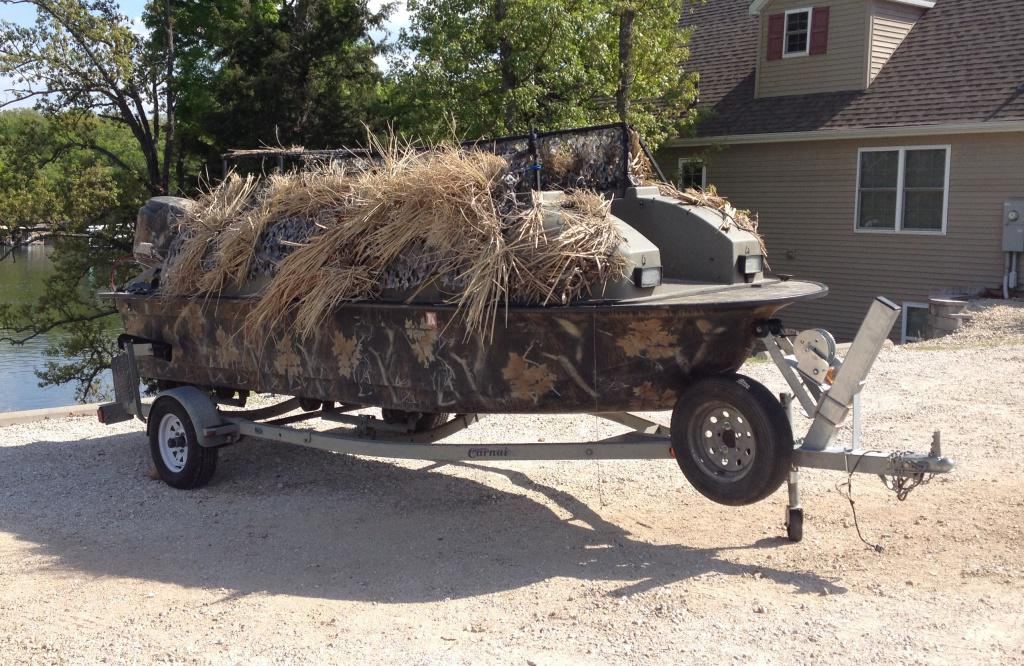 2000 Outlaw Duck Boat, motorcycle listing
