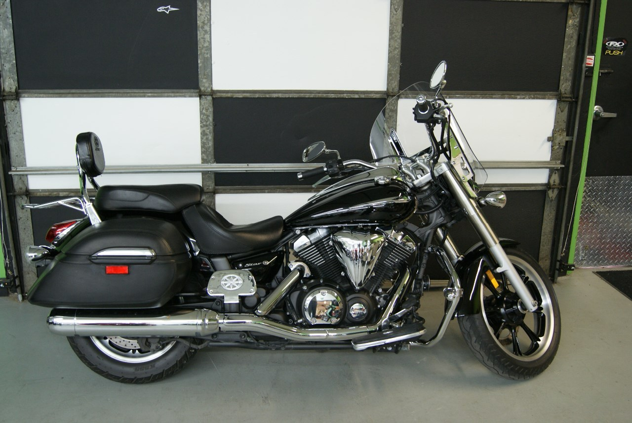 2009 Star Motorcycles V-Star 950 Tourer, motorcycle listing