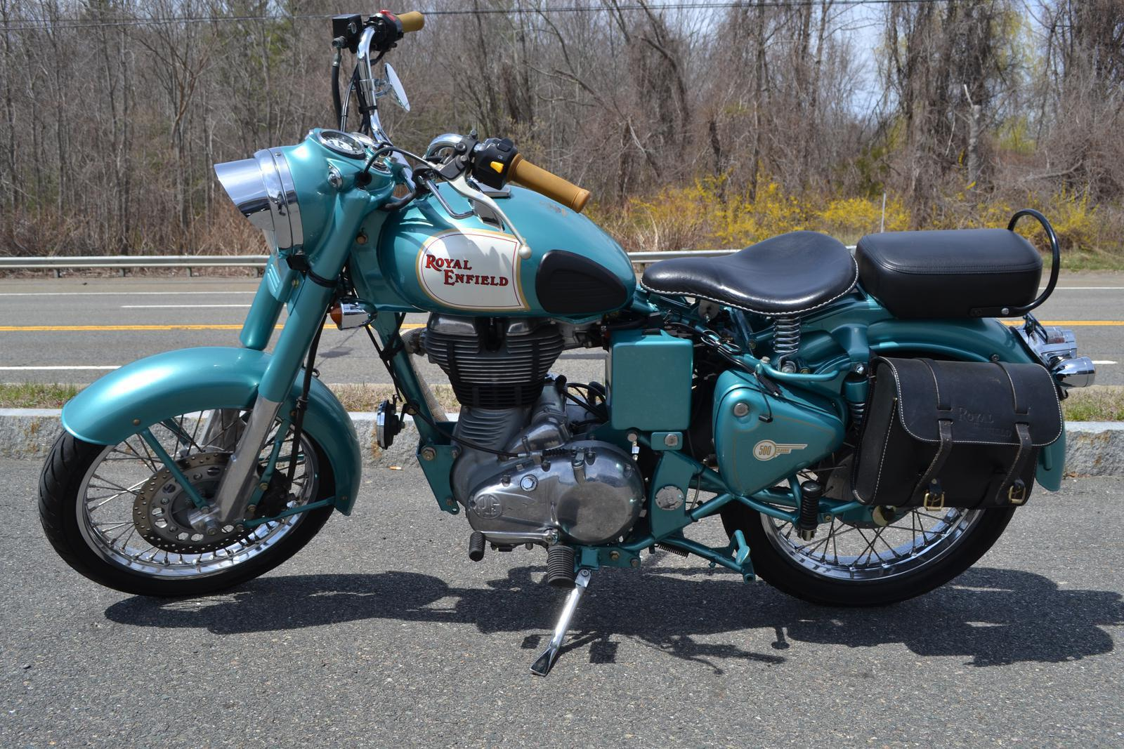 2010 Royal Enfield BULLET, motorcycle listing