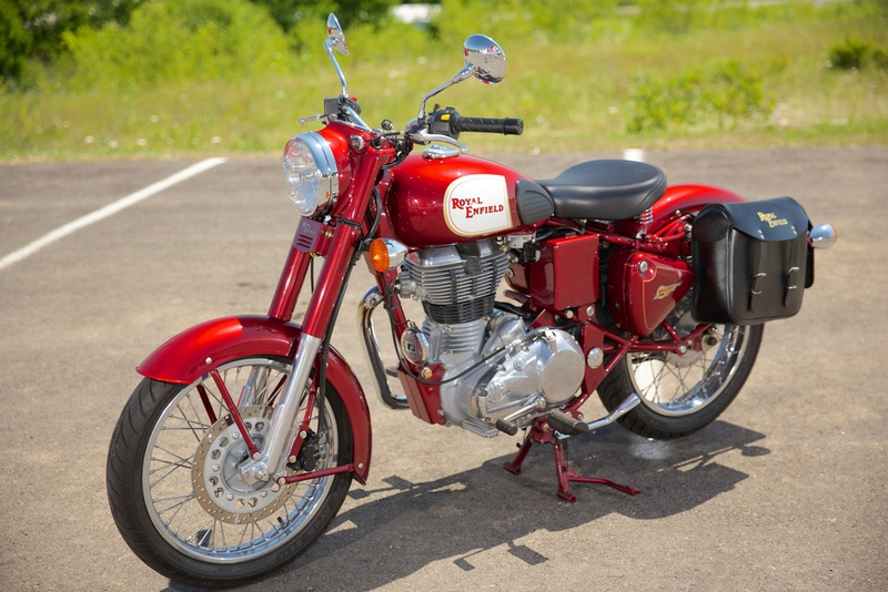 2010 Royal Enfield Bullet Classic C5 EFI, motorcycle listing