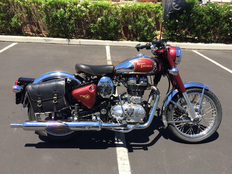 2011 Royal Enfield Bullet C5 Classic, motorcycle listing