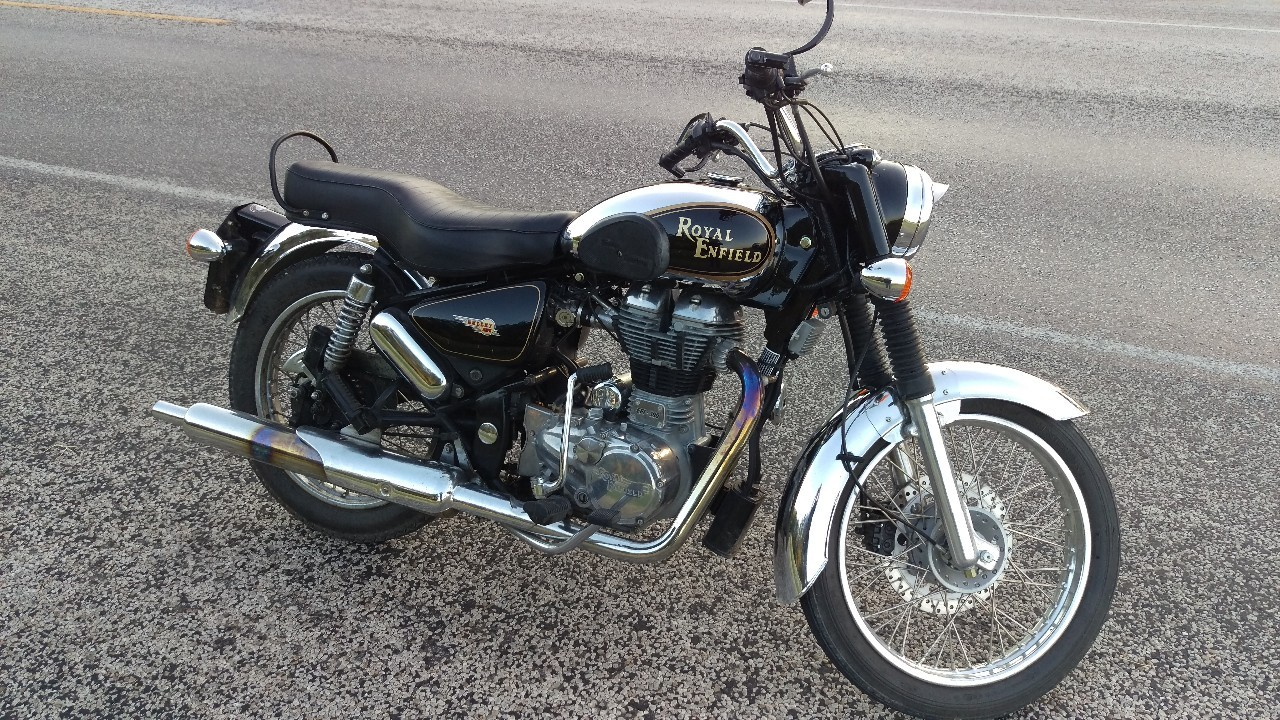 2011 Royal Enfield Deluxe , motorcycle listing