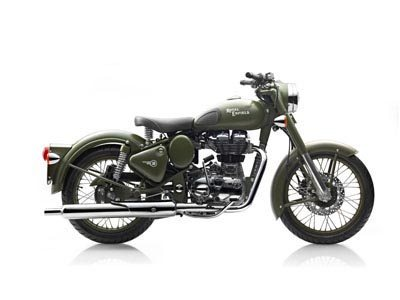 2012 Royal Enfield Bullet C5 Military, motorcycle listing