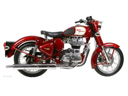 2012 Royal Enfield Bullet Classic C5 (EFI), motorcycle listing