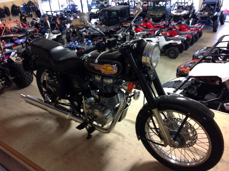 2012 Royal Enfield Bullet G5 Deluxe, motorcycle listing