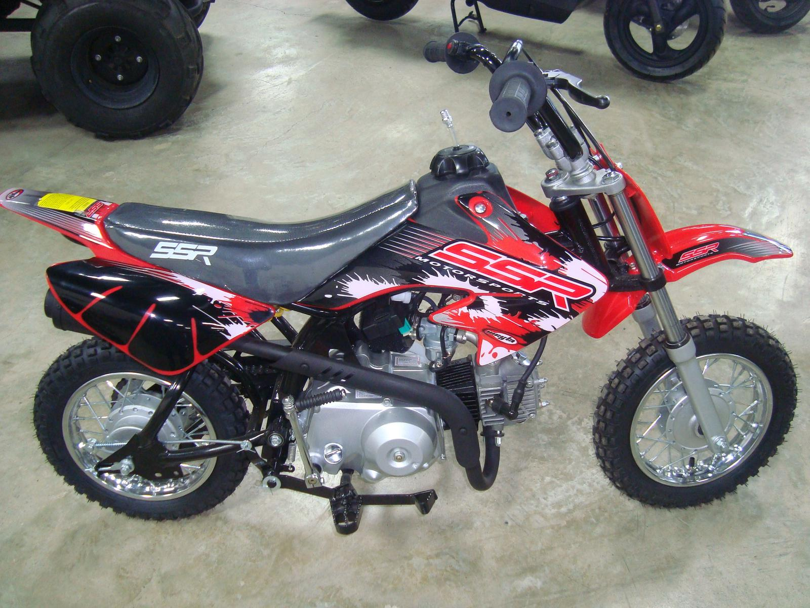 2013 Ssr 70, motorcycle listing