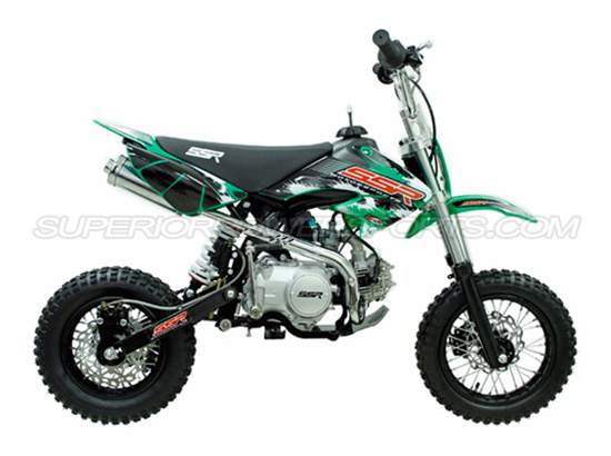 2013 Ssr Motorsports 110cc Dirt Bike Type 0, motorcycle listing