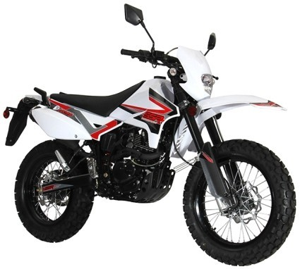 2013 Ssr Motorsports 2013 250cc Enduro Street Legal 4 Stroke Dirt Bike - Cal, motorcycle listing