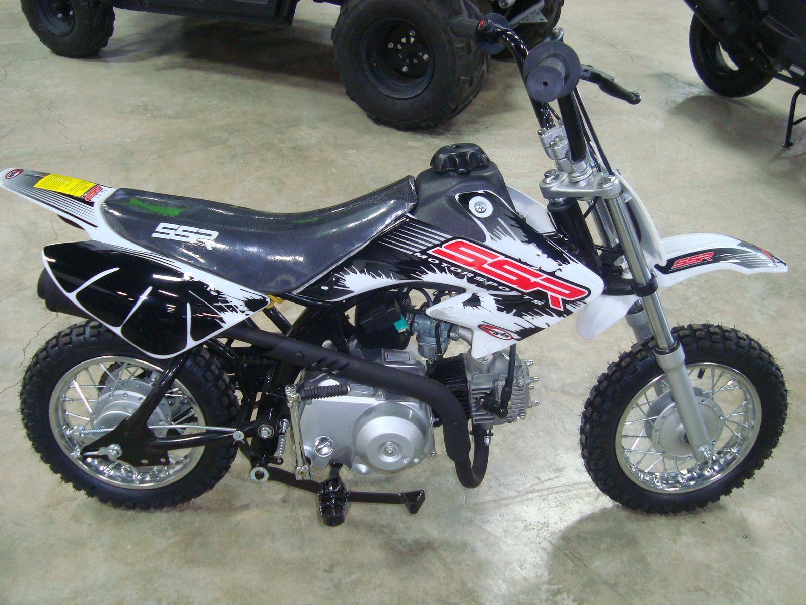 2013 Ssr SSR70, motorcycle listing