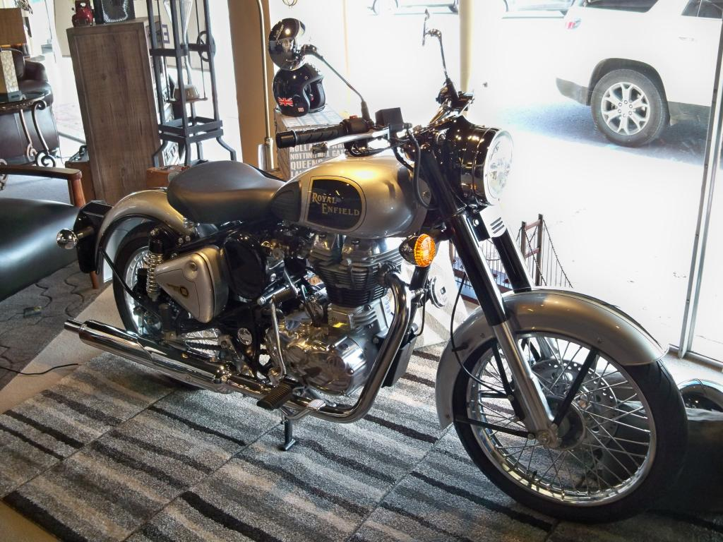 2014 Royal Enfield BULLET C5 CLASSIC, motorcycle listing