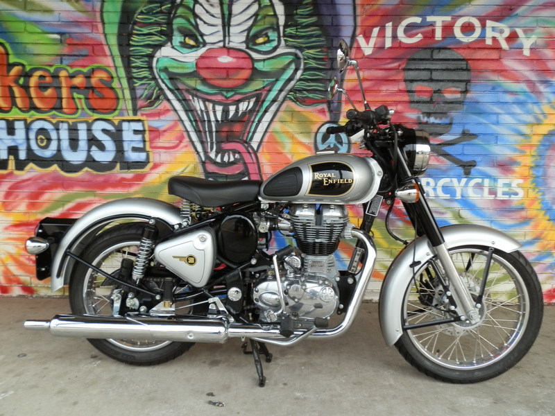 2014 Royal Enfield Bullet Classic C5, motorcycle listing