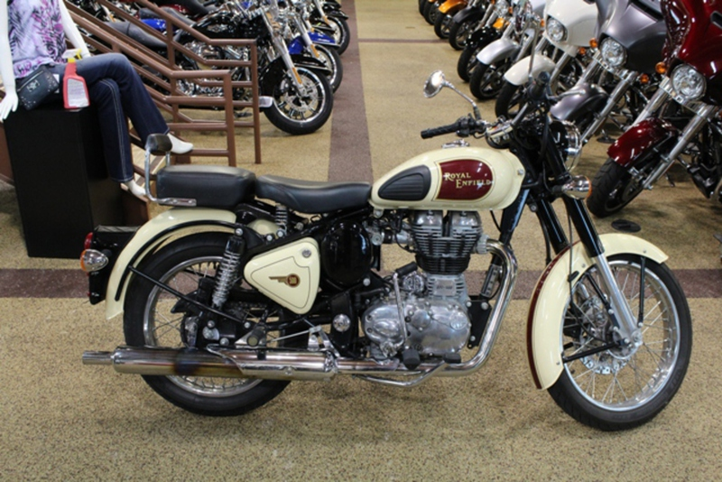 2014 Royal Enfield Classic 500, motorcycle listing