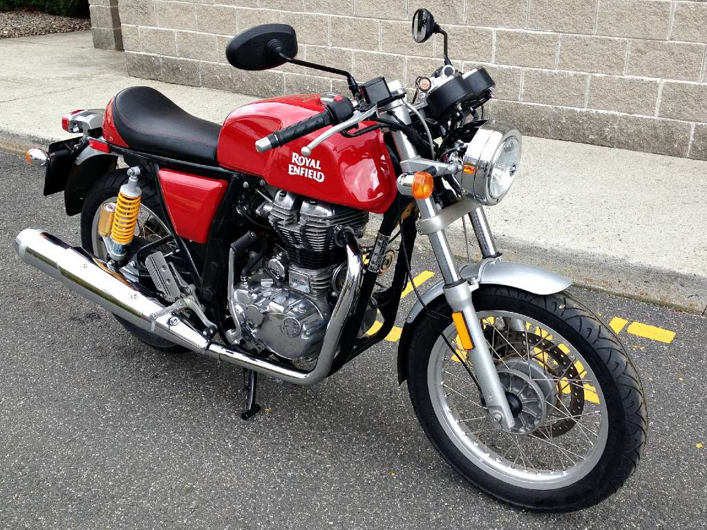 2014 Royal Enfield Continental GT Café Racer, motorcycle listing