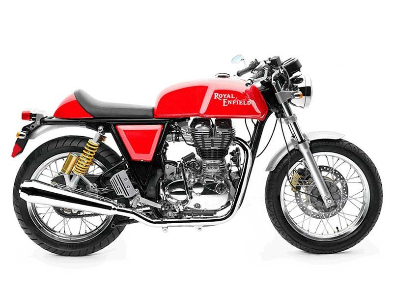 2014 Royal Enfield Continental GT Caf