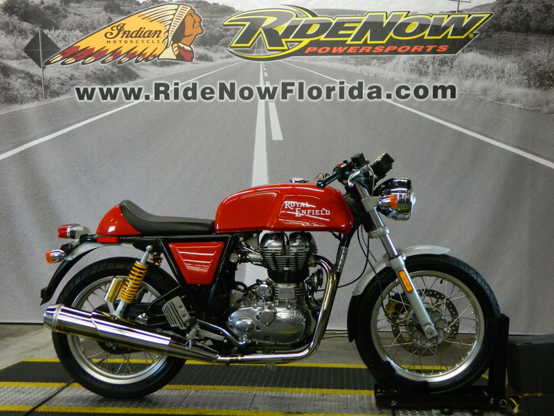 2014 Royal Enfield Continental GT, motorcycle listing