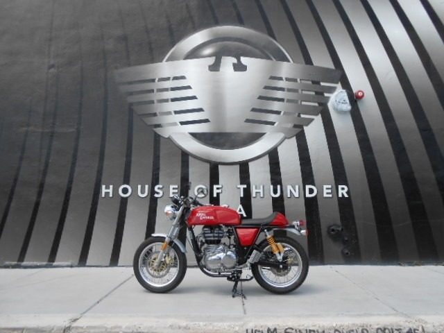 2014 Royal Enfield GT 535 Continental, motorcycle listing