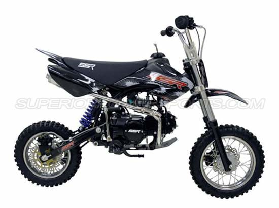 2014 Ssr Motorsports 110cc Dirt Bike Type SEMI, motorcycle listing