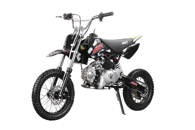 2014 Ssr Motorsports 125cc, motorcycle listing
