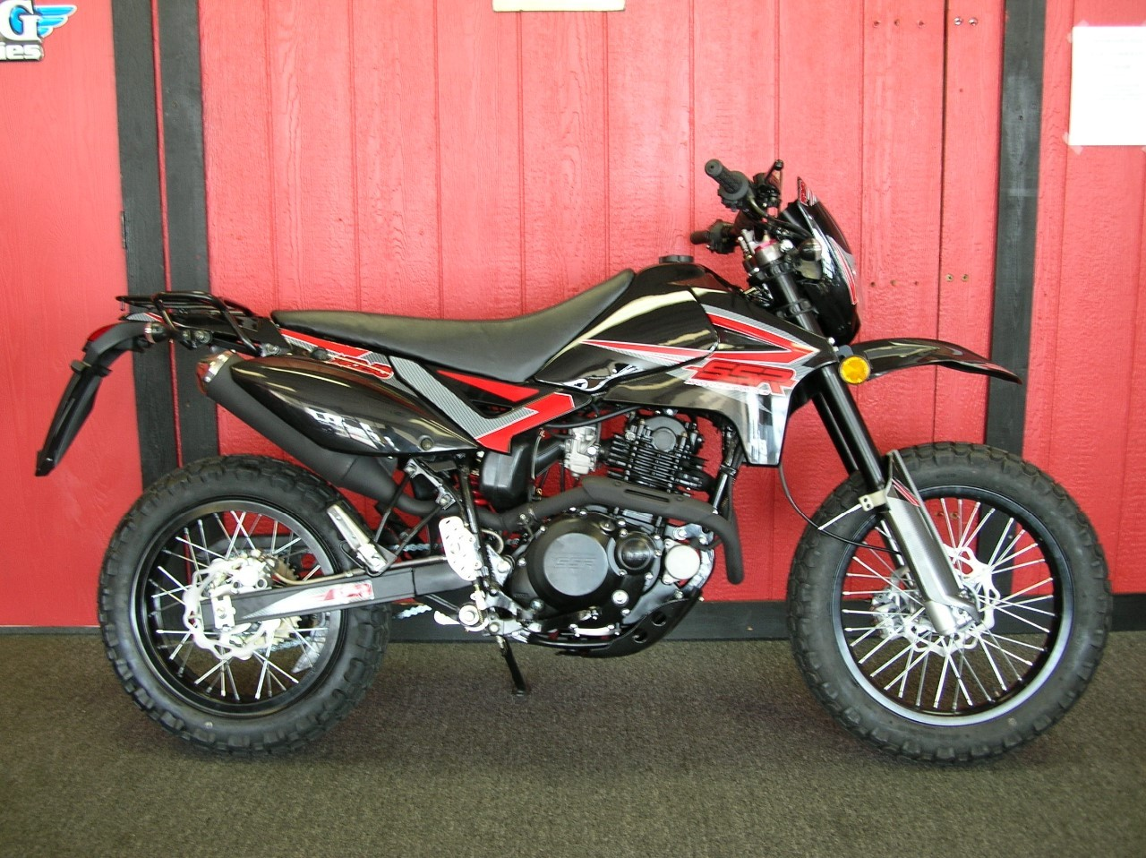 2014 Ssr Motorsports XF250, motorcycle listing