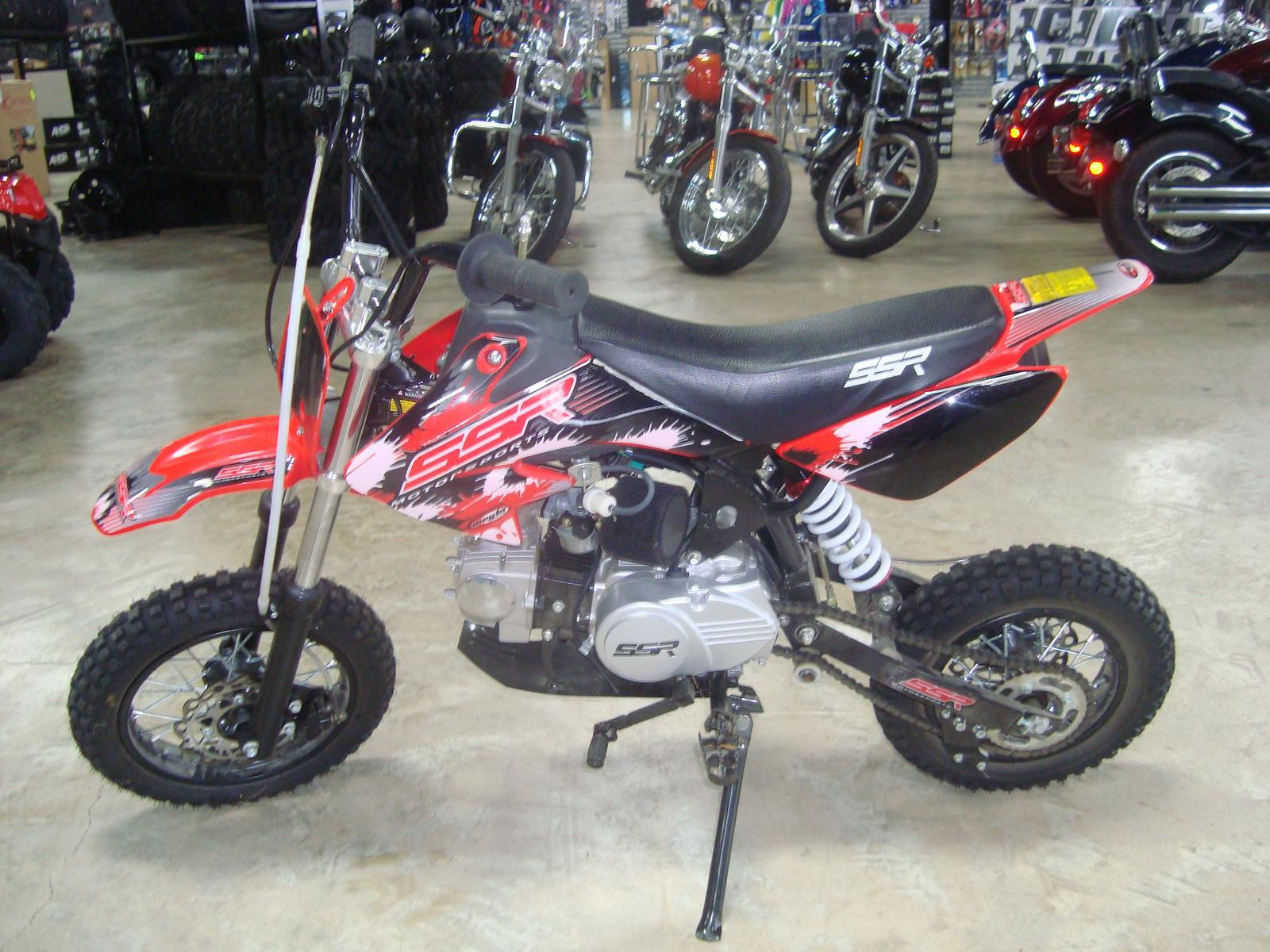 2014 Ssr SSR 110, motorcycle listing