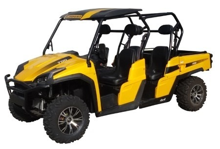 2014 Sun CUV700 Lux5 UTV Utility Vehicle, motorcycle listing