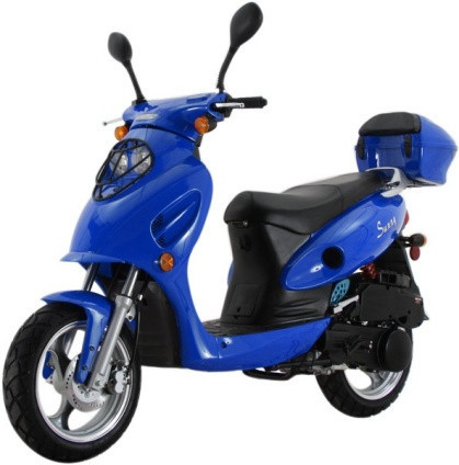 2014 Sunny 150cc 4-Stroke Moped Scooter, motorcycle listing