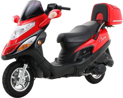 2014 Sunny 150cc Eagle D150C Scooter Moped ON SALE, motorcycle listing