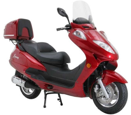 2014 Sunny 150cc MC_D150H 4-Stroke Moped Scooter ON SALE, motorcycle listing