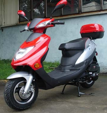 2014 Sunny 150cc Super Sport Scooter Moped ON SALE, motorcycle listing