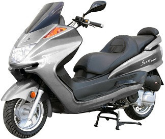 2014 Sunny 250cc 4-Stroke Moped Scooter ON SALE!!!, motorcycle listing