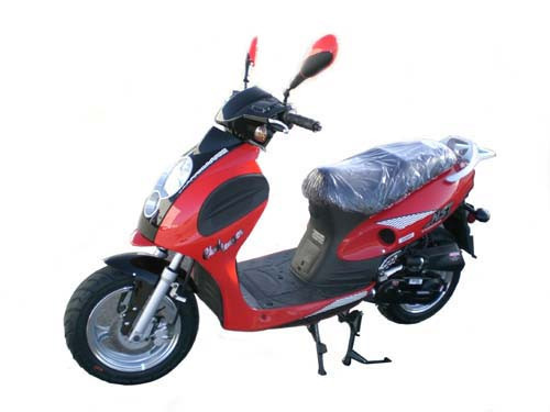 2014 Sunny 49cc Striker 4 Stroke Moped Scooter on SaferWholesale, motorcycle listing