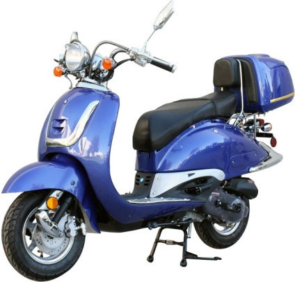 2014 Sunny 50cc 4-Stroke Scooter Moped FOR SALE by SAFERWHOLESALE, motorcycle listing