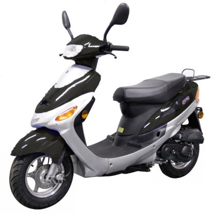 2014 Sunny 50cc Europa 50 Moped Scooter on SaferWholesale, motorcycle listing