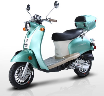 2014 Sunny 50cc Federal Scooter Moped ON SALE by SaferWholesale, motorcycle listing