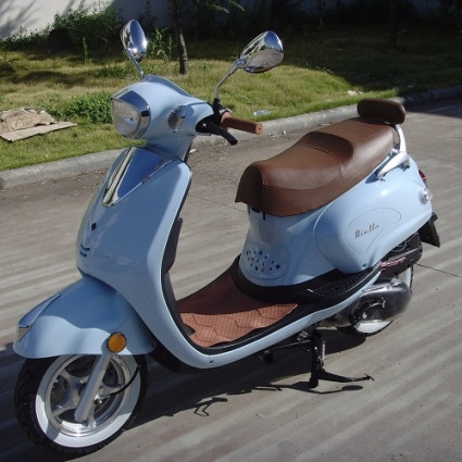 2014 Sunny 50cc Italia Touring Moped Scooter ON SALE, motorcycle listing