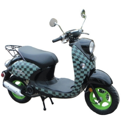 2014 Sunny 50cc Rocker Moped Scooter, motorcycle listing