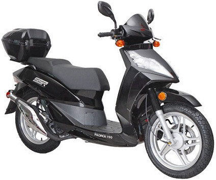2014 Sunny Elite 150cc Pacifica Scooter ON SALE by SaferWholesale, motorcycle listing