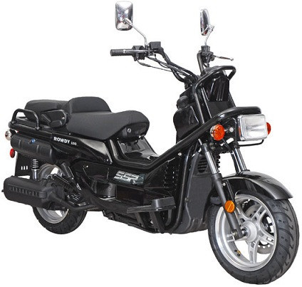 2014 Sunny Elite 150cc Rowdy Scooter ON SALE by SaferWholesale, motorcycle listing