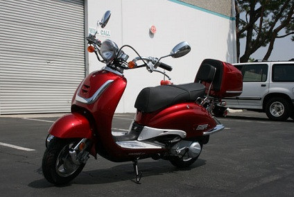 2014 Sunny Elite 150cc Verona Scooter ON SALE by SaferWholesale, motorcycle listing